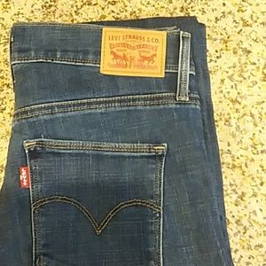 Levis Slimming Jeans